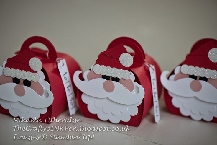 The Crafty oINK Pen: Santa Claus is coming to town …