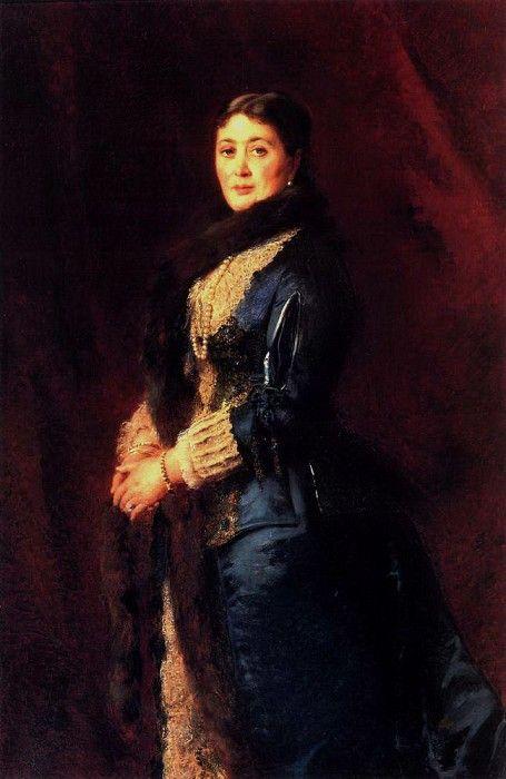 Portrait 70. Константин Егорович Маковский