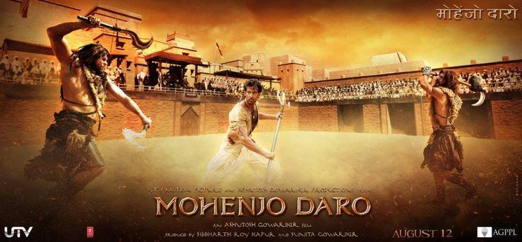 Hrithik Roshan's action avatar in this new poster in 'Mohenjo Daro' - http://www.movierog.com/check-out-hrithik-roshans-action-avatar-in-this-new-poster-in-mohenjo-daro/