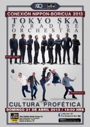 Tokio Ska Paradise Orchestra en México