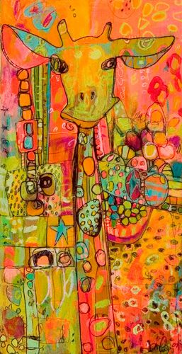 http://colorandcollage.blogspot.com/2011/11/giraffe-in-jungle.html
