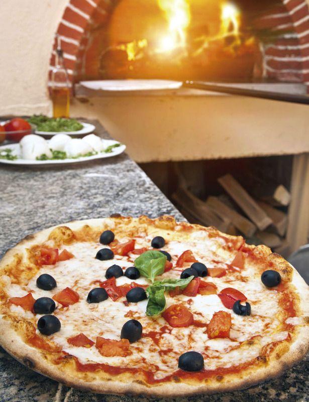 Gastronomía. La maestría de la 'pizza'