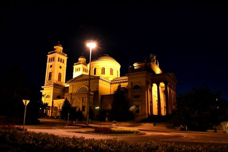 Eger, Hungary Basilica