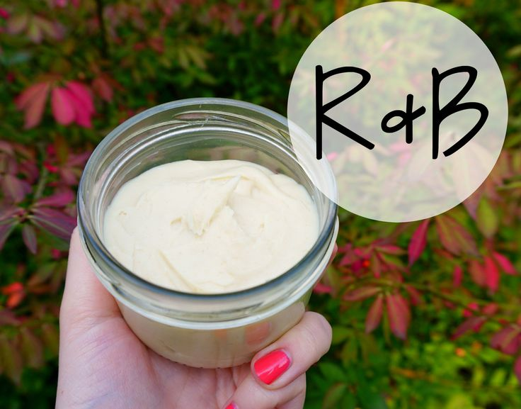 DUPE Make your own DIY LUSH R & B Moisturizing Hair Balm   by the Makeup Dummy