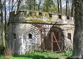 ruciane Nida fortyfikacje