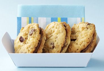 Chocolate Crispy Biscuits