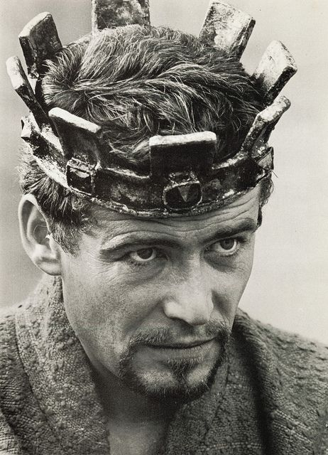 pipouch:  Peter O'Tool dans Becket (Peter Glenville, 1964).