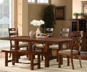 14 Interesting Dining Set With Bench Digital Image Ideas