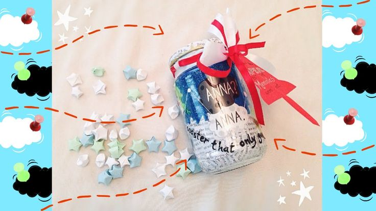 DIY The Fault In Our Paper Towns Jar   Spoiler-free!! :)