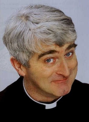 Father Ted (1995 TV)  Dermot Morgan as Father Ted Crilly