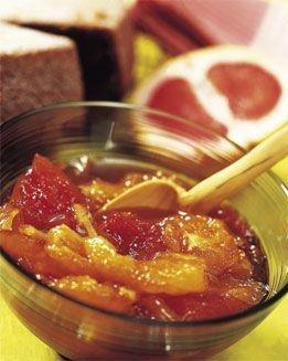 Receta de mermelada de mandarina y pomelo