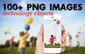 +100 Imágenes HD en PNG de Aparatos Tecnológicos