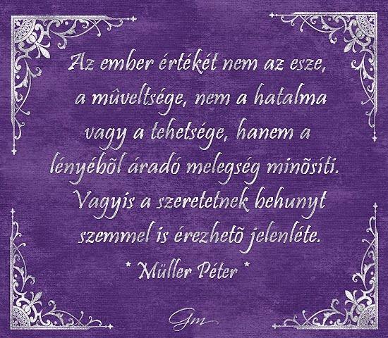 Szép idézetek, bölcsességek - Márta képes gyűjteményéből