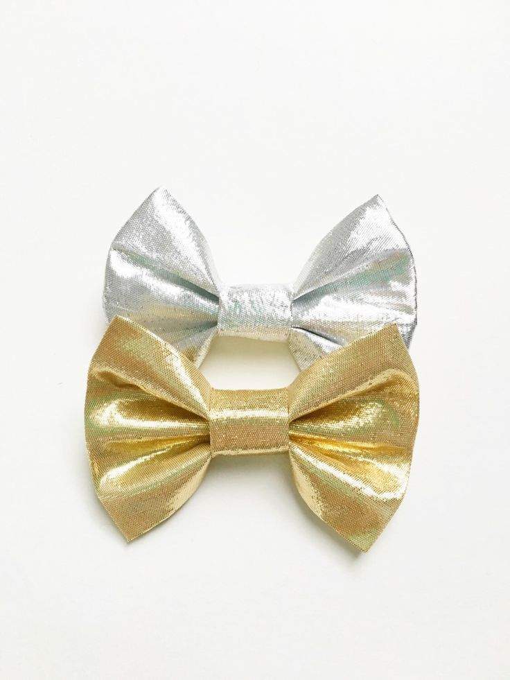 Adorable bow offered as hair bow or bow tie from Avery And Abel! Perfect for New Years Eve!