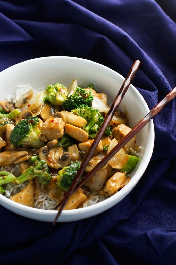 All About Chicken Yakitori With Broccoli Recipe Eatingwell