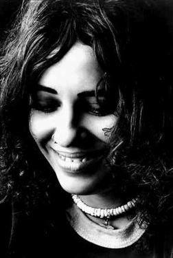 Linda Perry - <3 her.  Opened for her when I was a teen.  She was so supportive and amazing!