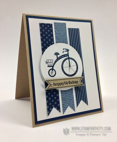 Stampin up stampinup masculine birthday card ideas catalog free order online punch juvenile