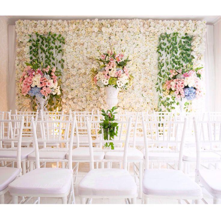 Pesta Lamaran Bertema Floral - Dekorasi
