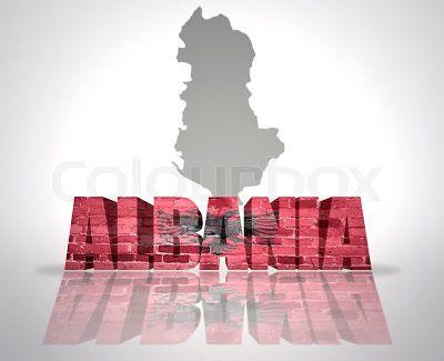 Heraldry,Art & Life: ALBANIA-ART with NATIONAL SYMBOLISM