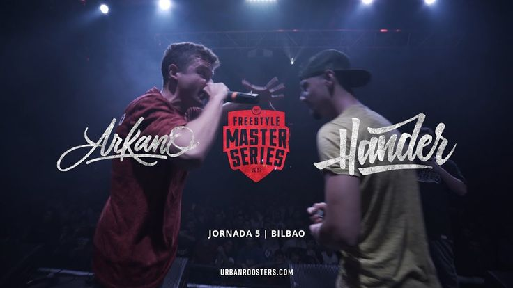 Arkano vs Hander - Freestyle Master Series (FMS) 2017 Jornada 5 Bilbao -   - http://batallasderap.net/arkano-vs-hander-freestyle-master-series-fms-2017-jornada-5-bilbao/  #rap #hiphop #freestyle