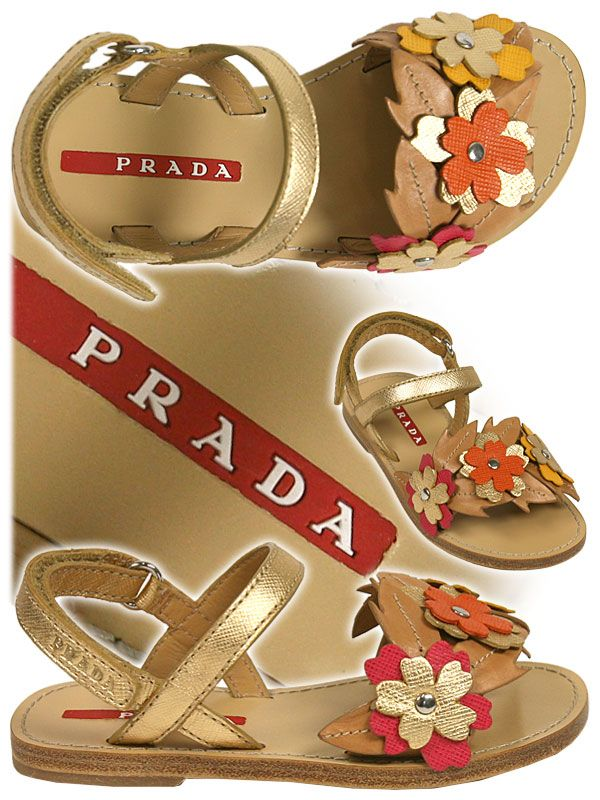 Prada Kids Shoes