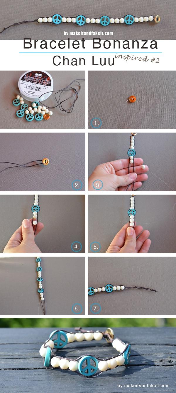 166 best DIY Bracelets images on Pinterest | Diy bracelet, Knot ...
