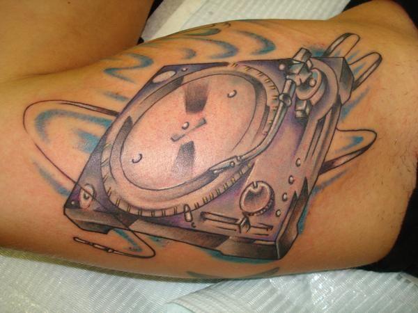 dj tattoos tumblr - Google Search