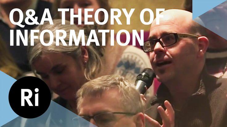 Q&A - Information, Evolution, and intelligent Design - With Daniel Dennett