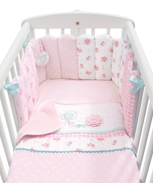 Mothercare Daisy Lane Crib Bale Available Online At Http Www Babycity