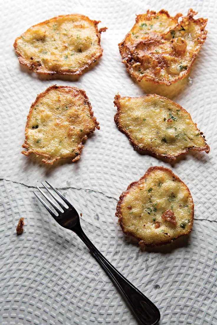 Pan-Fried Salt Cod Chips (Fritas de Bacalhau)