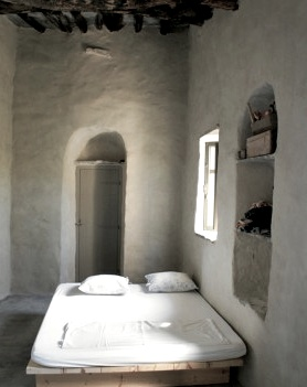 Lovely textured walls