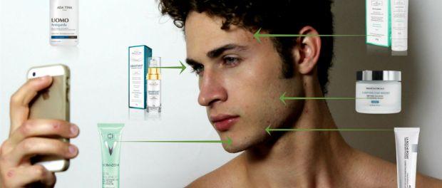 homem-no-espelho-cosmeticos-produtos-masculinos-dermocosmeticos