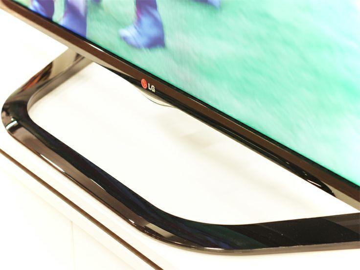 Televisiot ovat nykyään slimmejä ja jalustat hienosti muotoiltuja #lg #expertfi