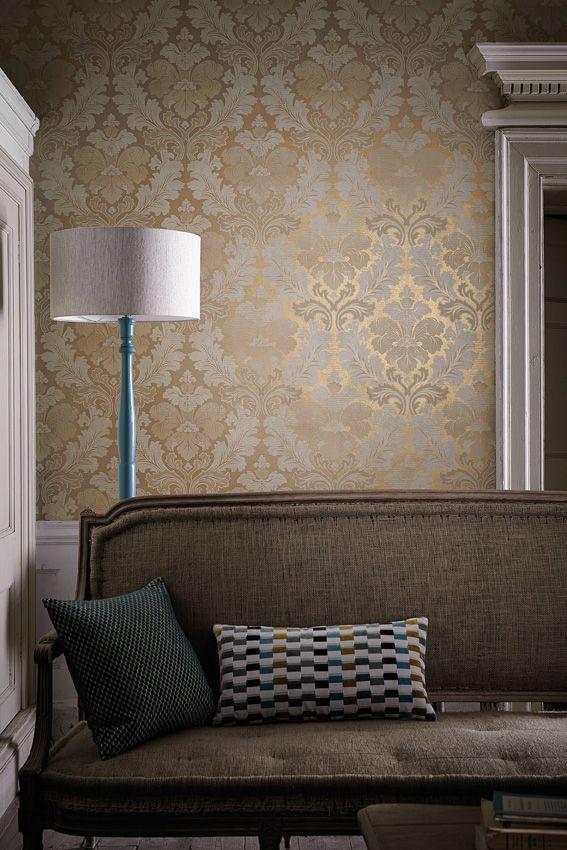 25 beste idee n over goud behang op pinterest gouden achtergrond schoonheid iphone muur - Keukenmuur deco ...