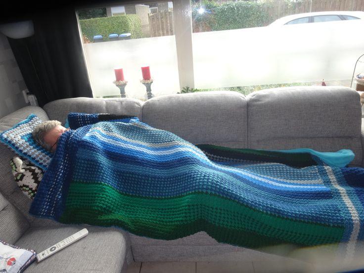 blanket is being used! :-)