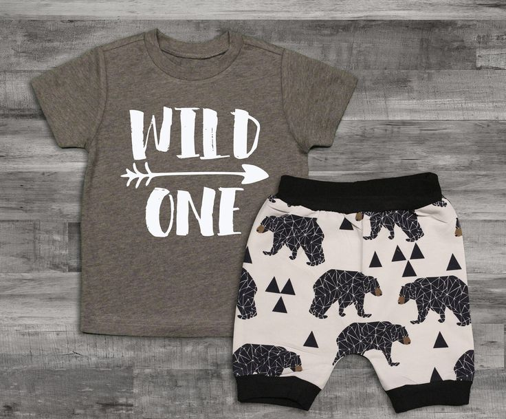 Baby Boy Clothes Wild One Birthday Boy Outfit Set, Wild One Shirt Set, 1st Birthday Outfit, First Birthday Shirt, First Birthday Boy Outfit by OliverOliviaApparel on Etsy https://www.etsy.com/listing/505744504/baby-boy-clothes-wild-one-birthday-boy