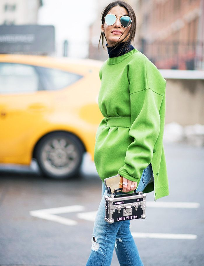 The #1 Colour Girls Are Most Scared About Wearing via @WhoWhatWearUK