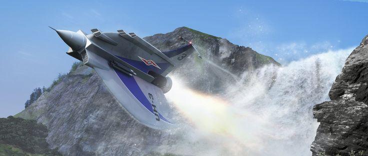 Ultrahawk 3 by Chrisofedf