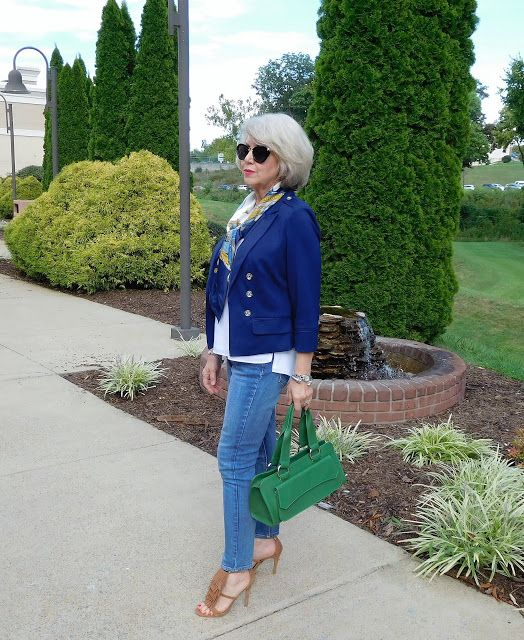 Fifty, not Frumpy: Aging Gracefully