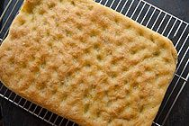 Focaccia Bread with Rosemary - OH...MY...GOODNESS... IT'S ON!