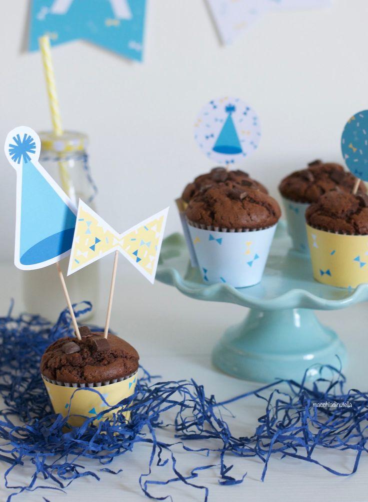 Il dolcetto della felicità: Muffin al Nesquik