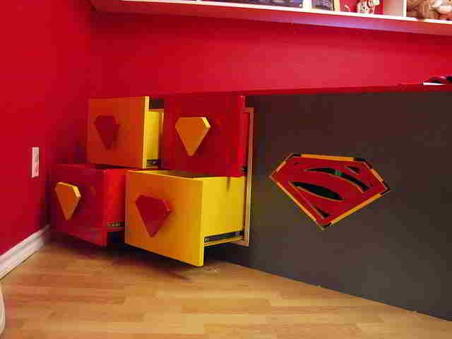 superman bedroom on pinterest boys superhero bedroom superhero room