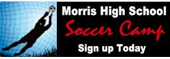 High School Soccer Camp Sign up Today Banner Template #soccer #banners