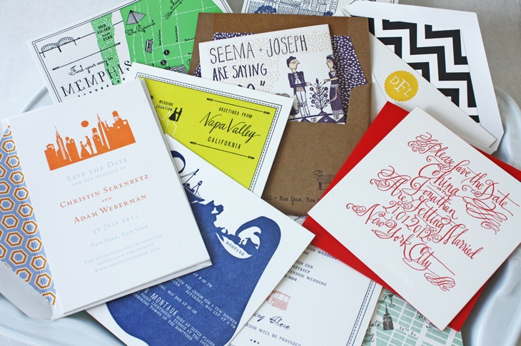 Paperchase Wedding Invitations: Designer Stationery And Paper