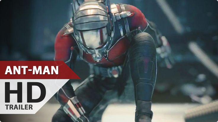 MARVEL'S ANT-MAN Trailer 2 (2015) Paul Rudd, Michael Douglas