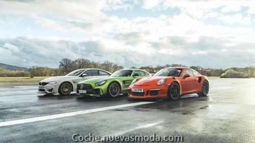 Great The BMW M4 GTS, the Porsche 911 GT3 RS and the Merc-AMG GT R answer the questionnaire of …