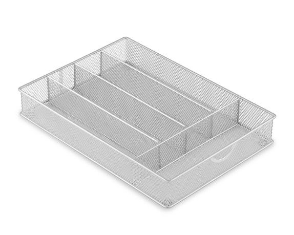 Wire Mesh Cutlery Tray, Small
