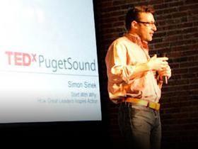 Simon Sinek: Waarom goede leiders je je veilig voelt | Talk Video | TED.com
