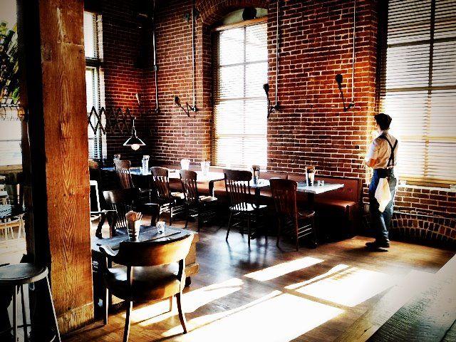 Eat drink americano east third street los angeles