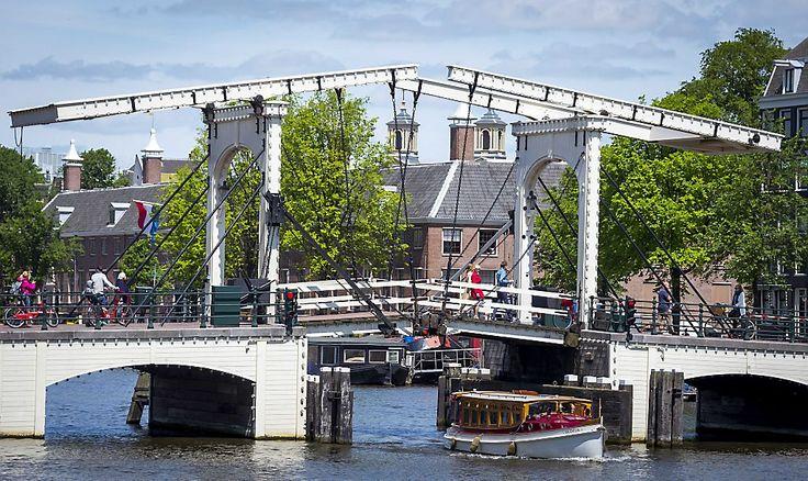 Een mooie fotoserie van Amsterdam: www.rd.nl/1.919318.